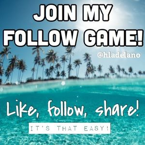 Other - Remember to follow new followers!! ⭐️🤩